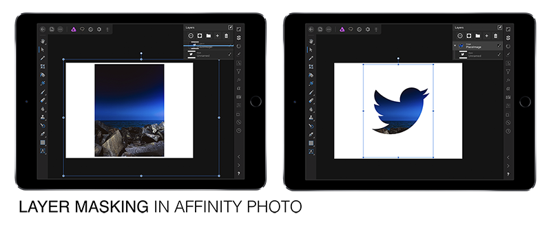 Pixel Posts — Affinity Photo for iPad: Review