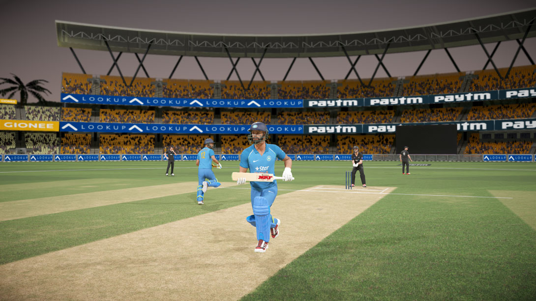 Pixel Posts Don Bradman Cricket 17